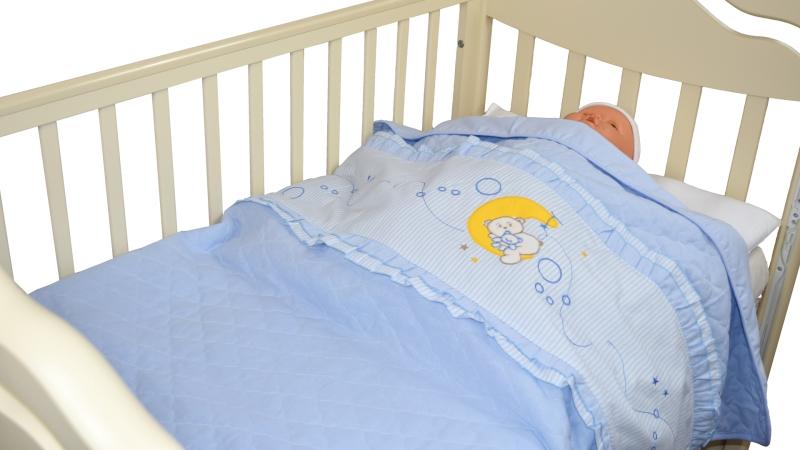 В кроватку новорожденного Покрывало-пододеяльник Соня фото (4)