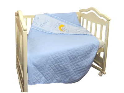 В кроватку новорожденного Покрывало-пододеяльник Соня фото