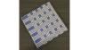 Одеяло Клетка (Синее) фото мни (0)