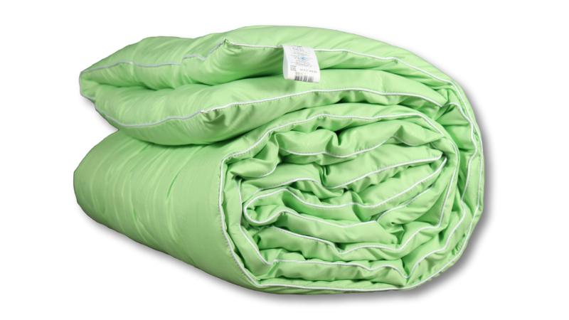 Одеяло Микрофибра-Бамбук Классическое-всесезонное фото (1)