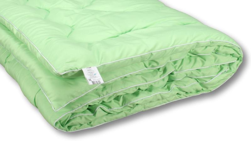 Одеяло Микрофибра-Бамбук Классическое-всесезонное фото (2)