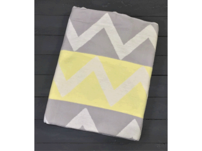 Одеяло Зигзаги фото